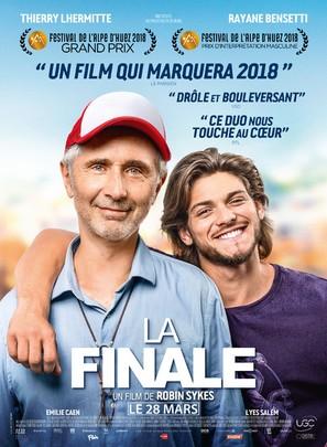 La finale - French Movie Poster (thumbnail)