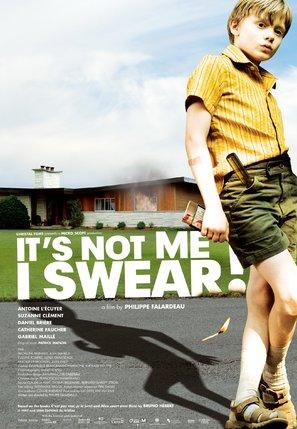 C'est pas moi, je le jure! - Canadian Movie Poster (thumbnail)