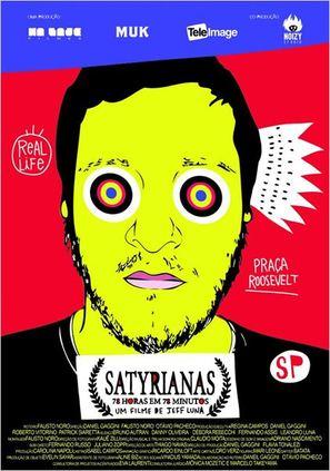Satyrianas, o Filme - 78 horas em 78 Minutos