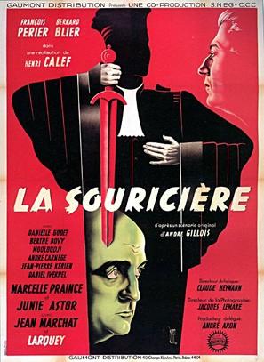 La souricière - French Movie Poster (thumbnail)
