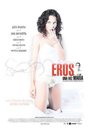 Eros una vez María - Mexican poster (thumbnail)