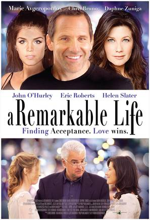 A Remarkable Life - Movie Poster (thumbnail)