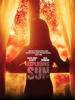 Exploding Sun - Canadian Movie Poster (thumbnail)