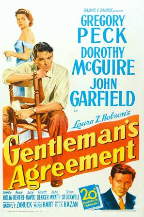 Gentleman's Agreement - Movie Poster (thumbnail)