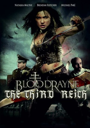 Bloodrayne: The Third Reich - Movie Poster (thumbnail)