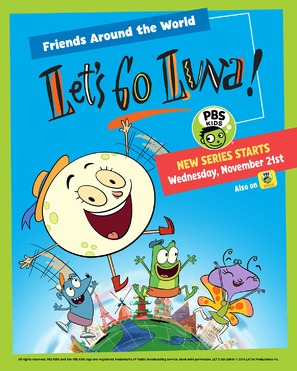 """Let's Go Luna!"""