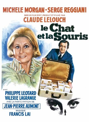 Chat et la souris, Le - French Movie Poster (thumbnail)