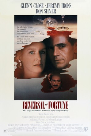Reversal of Fortune - Movie Poster (thumbnail)