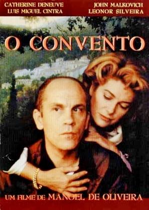 O Convento - Portuguese DVD cover (thumbnail)