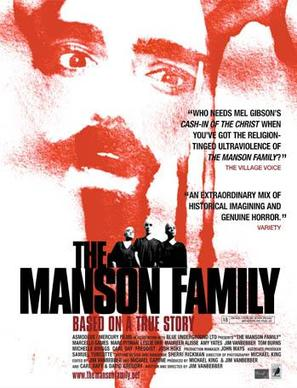 The Manson Family - poster (thumbnail)