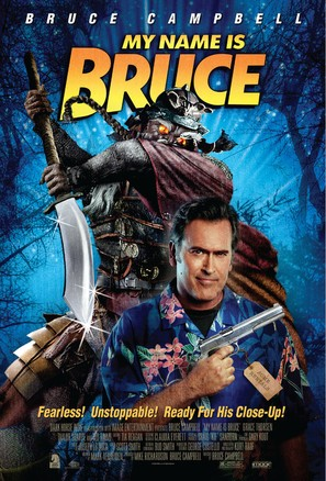 My Name Is Bruce - Movie Poster (thumbnail)