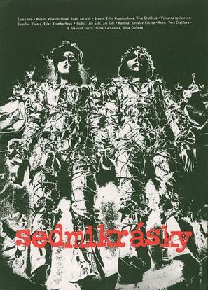 Sedmikrasky - Czech Movie Poster (thumbnail)
