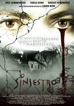 Lo siniestro - Movie Poster (thumbnail)