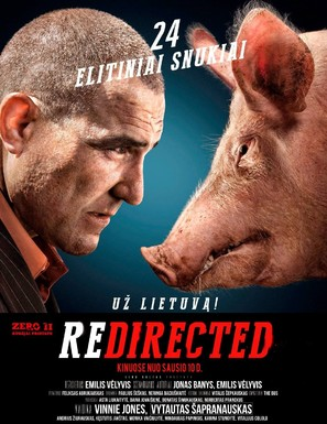 Redirected - Lithuanian Movie Poster (thumbnail)