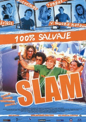 Slam - Spanish poster (thumbnail)
