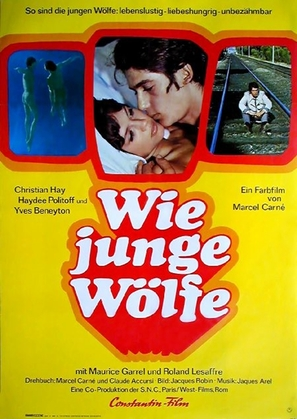 De Bietser - German Movie Poster (thumbnail)
