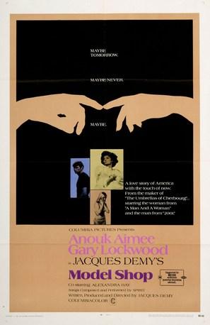Model Shop - Movie Poster (thumbnail)