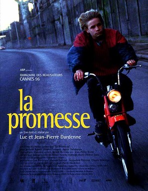 La promesse - French Movie Poster (thumbnail)