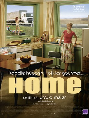 Home (2008) movie posters