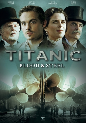 """""""Titanic: Blood and Steel"""" - Movie Poster (thumbnail)"""