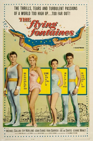 The Flying Fontaines - Movie Poster (thumbnail)