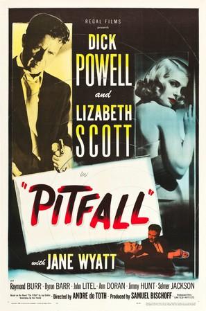 Pitfall - Movie Poster (thumbnail)