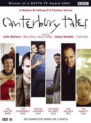 """""""The Canterbury Tales"""" - British poster (thumbnail)"""