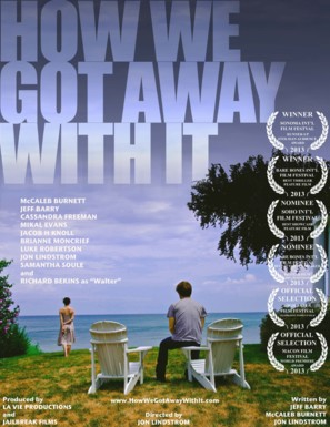 How We Got Away with It - Movie Poster (thumbnail)