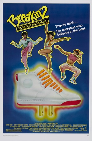 Breakin' 2: Electric Boogaloo - Movie Poster (thumbnail)