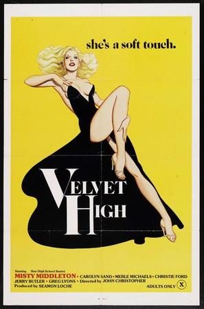 Velvet High - Movie Poster (thumbnail)