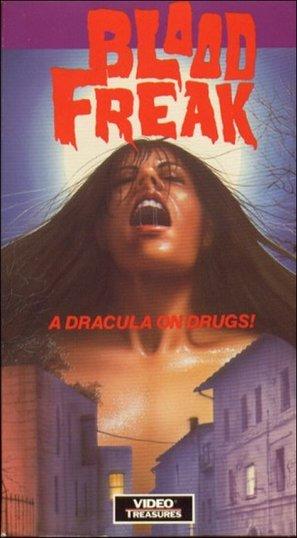 Blood Freak - VHS cover (thumbnail)