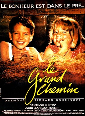 Grand chemin, Le - French Movie Poster (thumbnail)