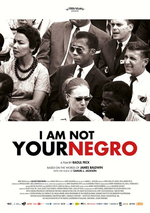 I Am Not Your Negro - French Movie Poster (thumbnail)