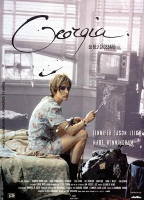 Georgia - Spanish Movie Poster (thumbnail)