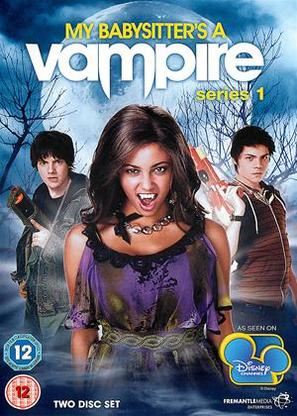 """My Babysitter's a Vampire"" - British DVD cover (thumbnail)"