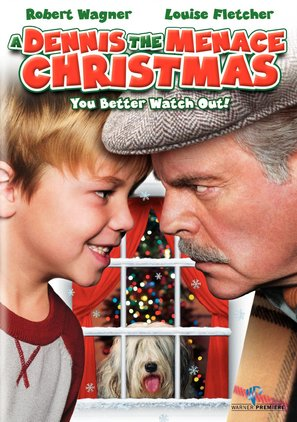 A Dennis the Menace Christmas - DVD movie cover (thumbnail)