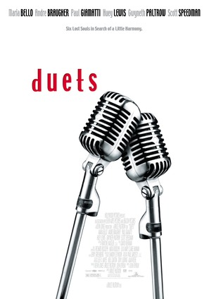 Duets - Movie Poster (thumbnail)
