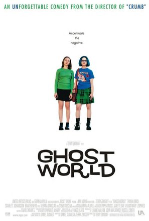 Ghost World - Movie Poster (thumbnail)