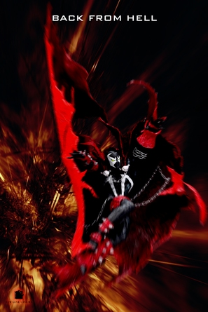 """Spawn: The Animation"" - poster (thumbnail)"