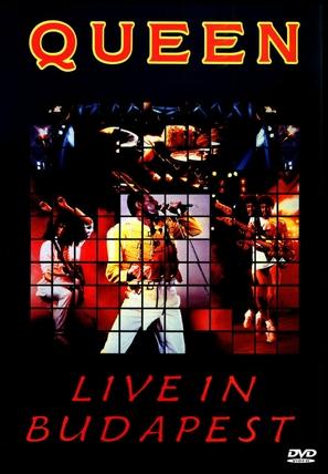Varázslat - Queen Budapesten - Movie Cover (thumbnail)