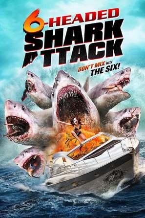 6-Headed Shark Attack - Movie Cover (thumbnail)