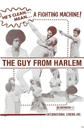 The Guy from Harlem - Movie Poster (thumbnail)