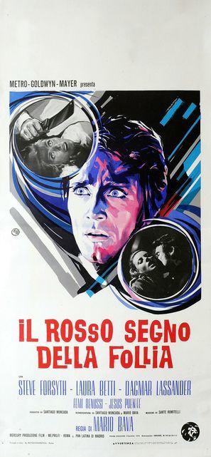 Rosso segno della follia, Il - Italian Movie Poster (thumbnail)
