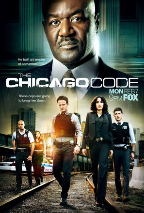 """""""The Chicago Code"""" - Movie Poster (thumbnail)"""