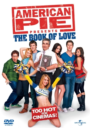 American Pie: Book of Love - Movie Cover (thumbnail)
