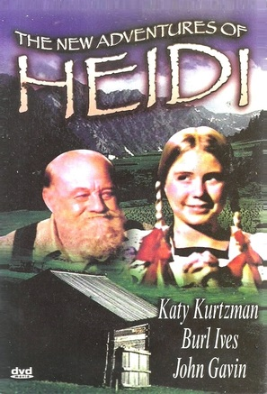 The New Adventures of Heidi - Movie Cover (thumbnail)