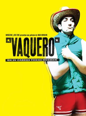 Vaquero - Argentinian Movie Poster (thumbnail)