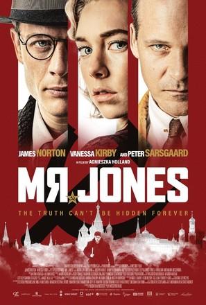 Mr. Jones - Movie Poster (thumbnail)