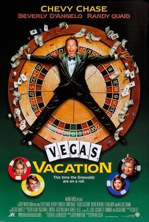 Vegas Vacation - Movie Poster (thumbnail)