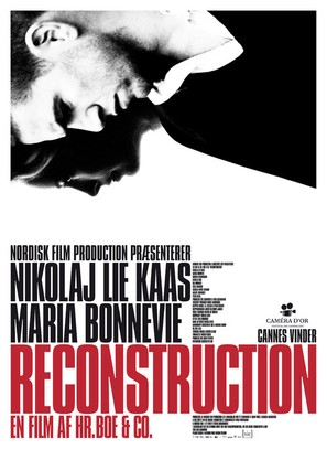Reconstruction - Danish Movie Poster (thumbnail)